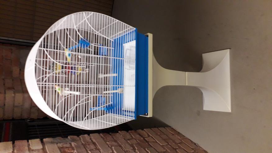 Vogelkäfig - Käfige - Bild 1