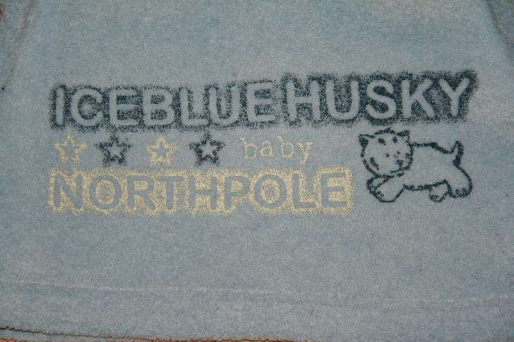 "Bild 4: SET - Sweat-Shirt & Hose - Größe 74 - Matrosenkragen - ""Husky"""