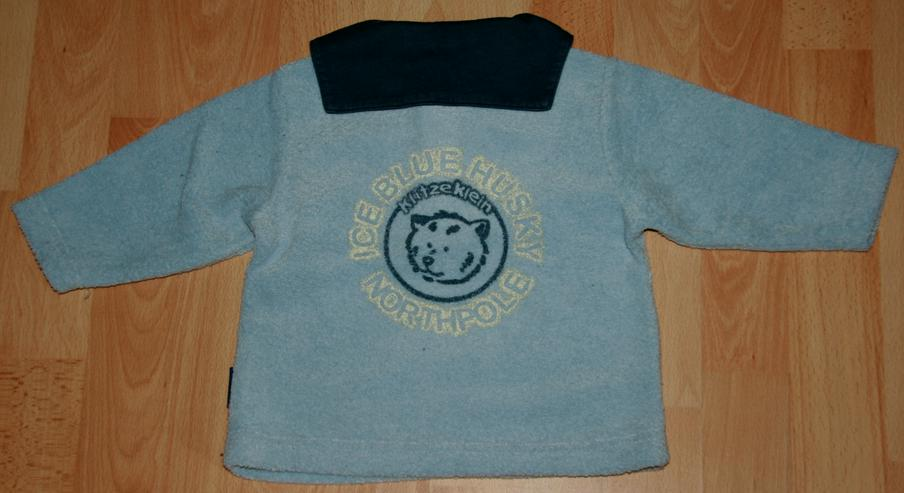 "Bild 5: SET - Sweat-Shirt & Hose - Größe 74 - Matrosenkragen - ""Husky"""