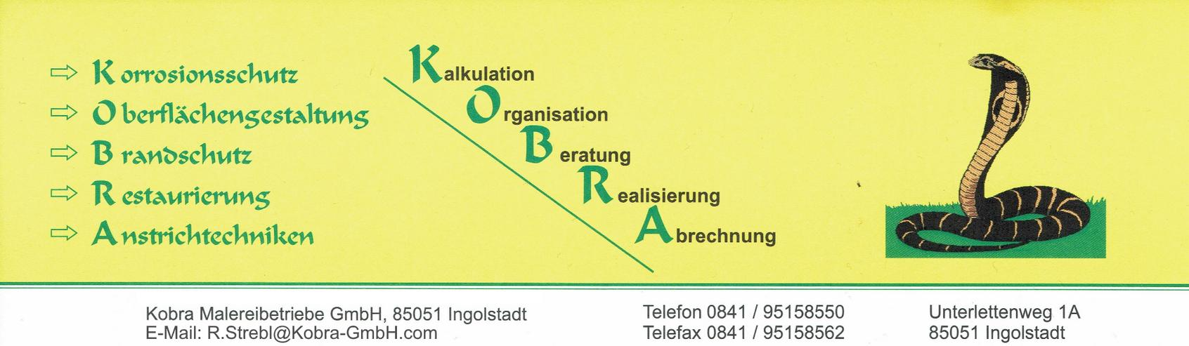 Aufmaßtechniker/in im Maler- und Lackierhandwerk - Maler & Lackierer - Bild 1