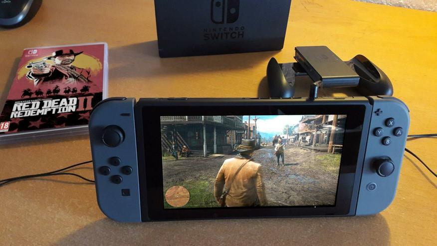 Red Dead Redemption 2 (Switch) - Weitere Games - Bild 1
