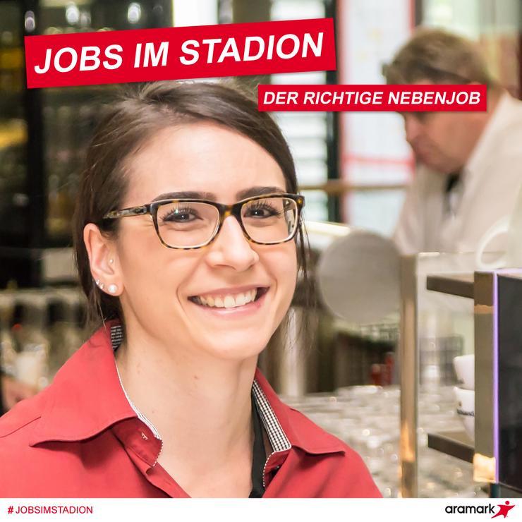 Nebenjobs im BORUSSIA-PARK Mönchengladbach - Service & Bar - Bild 1