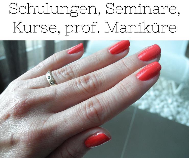 Kurse, Schulung, Seminar Professionelle Maniküre - Beauty & Gesundheit - Bild 1