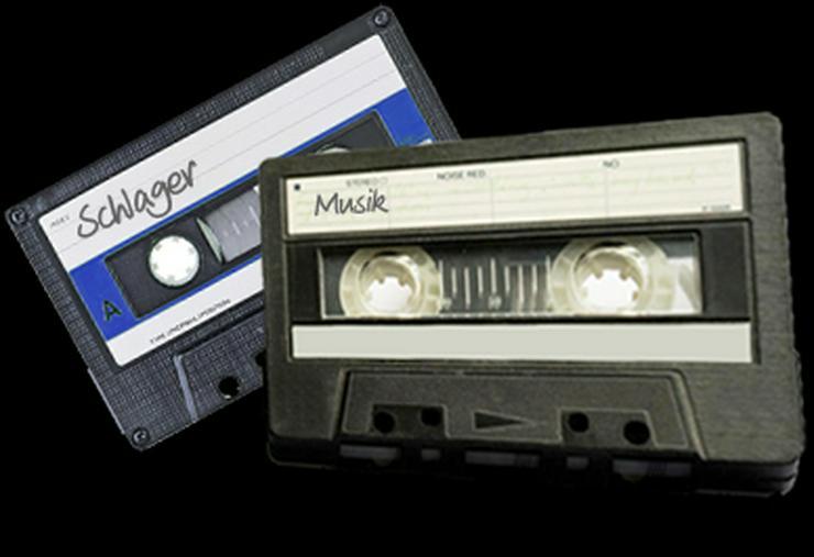 Musikkassetten/Audiokassetten auf CD als MP3 digitalisieren