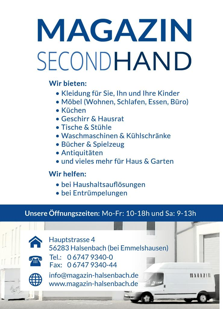 Bild 3: Wohnungsauflösung, Haushaltsauflösung, Räumung im Hunsrück - MAGAZIN hilft