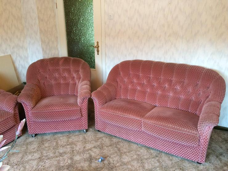 Couch 3 teilig zu verkaufen