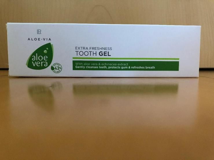 Aloe Vera extra frische Zahngel neu 100ml
