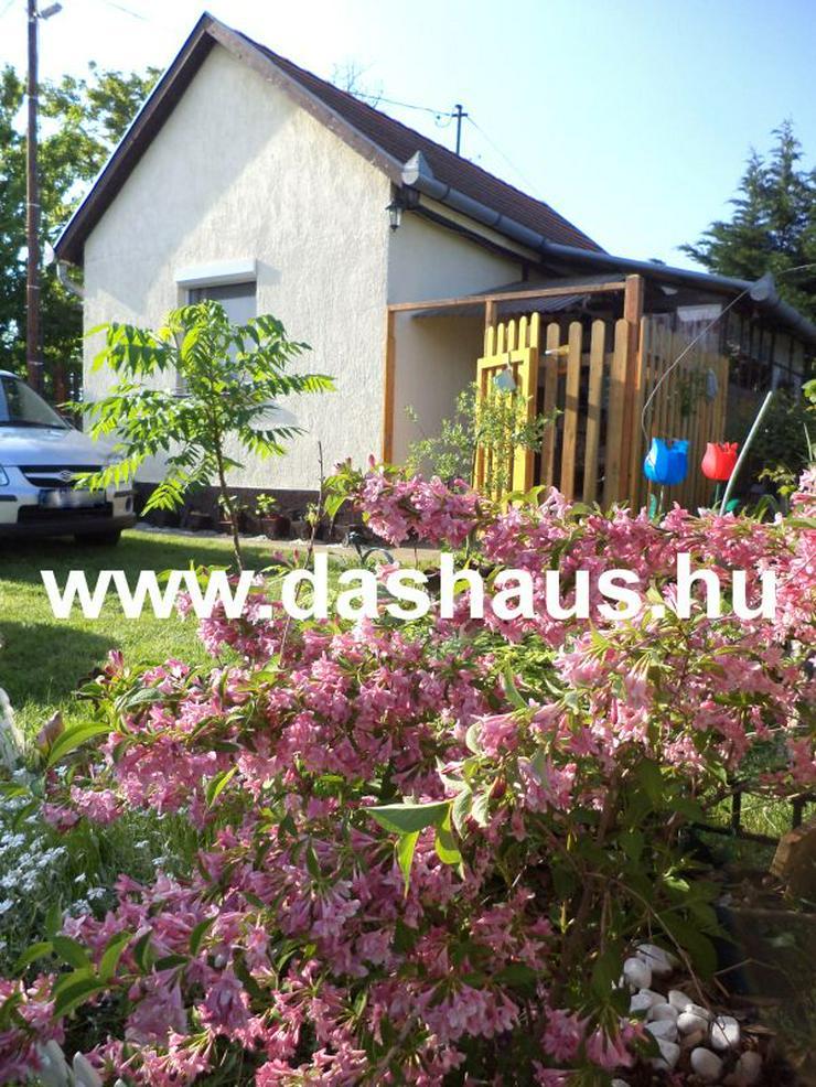 Kleines Haus nahe Balaton und Heviz in West Ungarn zuverkaufen