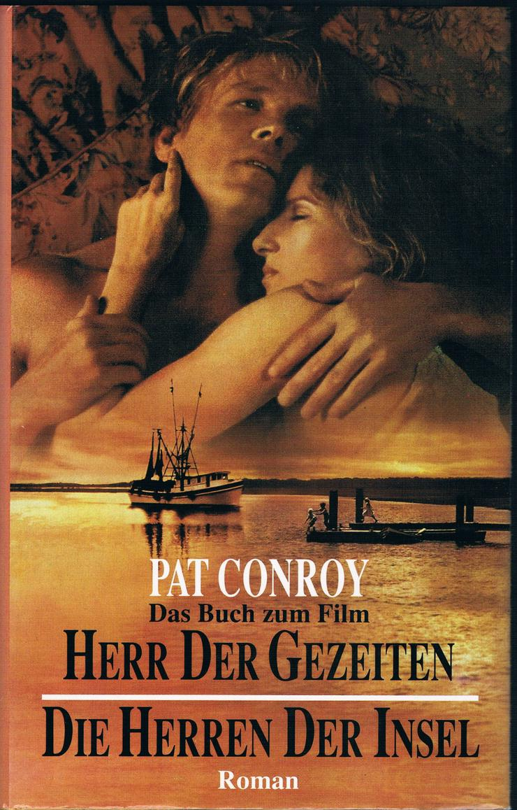 Herr der Gezeiten / Die Herren der Insel: Roman zum Film von Pat Conroy.