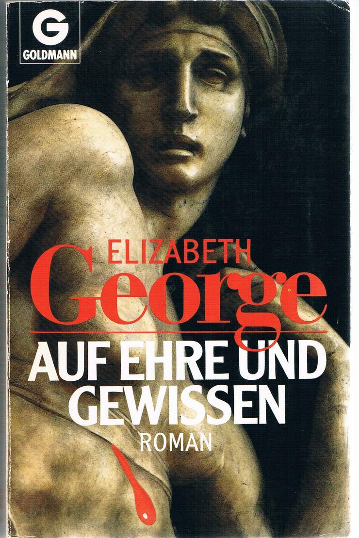Auf Ehre und Gewissen: Roman von Elisabeth George. - Romane, Biografien, Sagen usw. - Bild 1