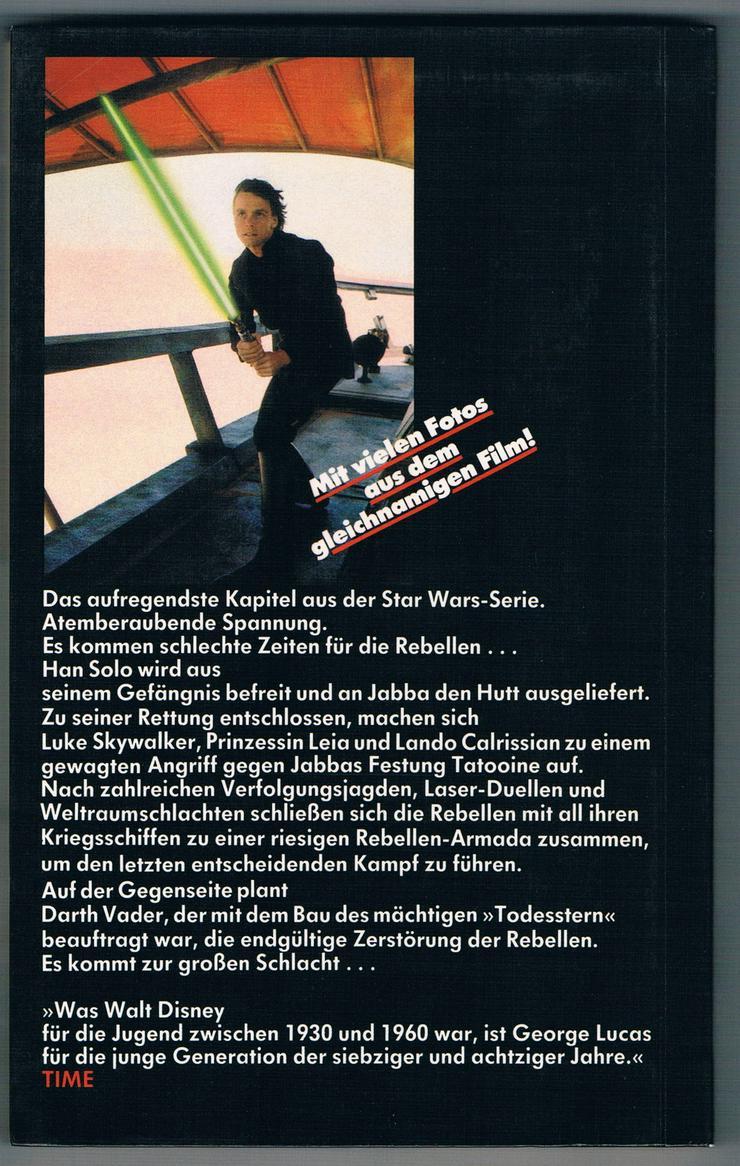 Bild 2: Die Rückkehr der Jedi-Ritter. Roman von James Kahn.