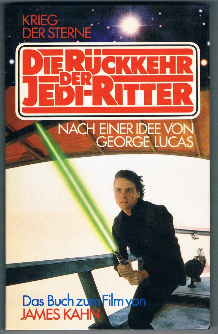 Die Rückkehr der Jedi-Ritter. Roman von James Kahn.