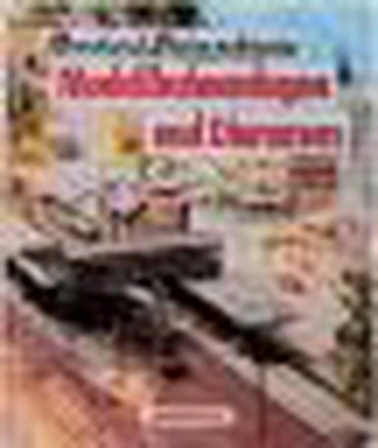 Stein, Bernhard: Modellbahnanlagen und Dioramen