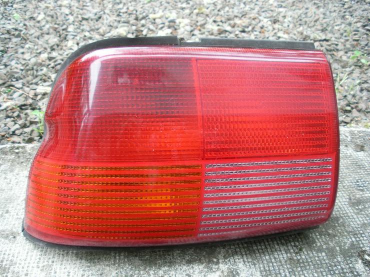 Bild 5: Scheinwerfer und Rückleuchten für Ford Escort XR3i 1,8 16V  77 KW/ 105 PS  Bauj. 92-95