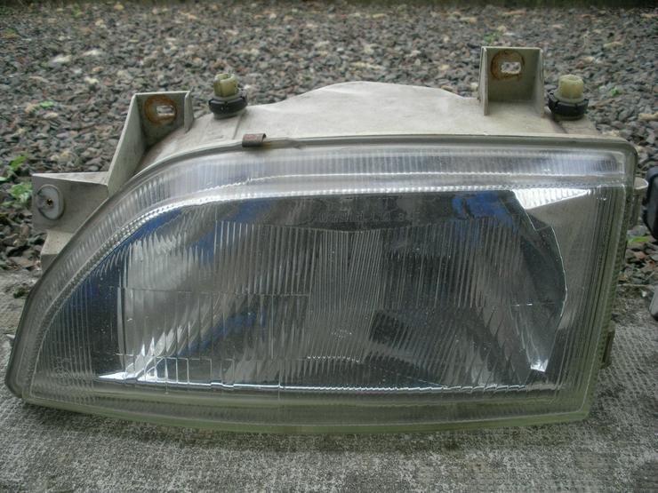 Bild 3: Scheinwerfer und Rückleuchten für Ford Escort XR3i 1,8 16V  77 KW/ 105 PS  Bauj. 92-95