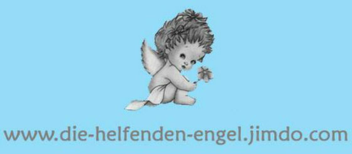 Bild 2: Die helfenden Engel...