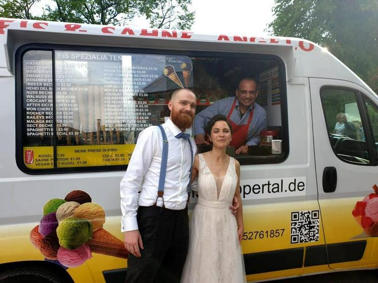 Bild 5: 🍨🍧 Unser EISWAGEN 🚙 mieten für Wuppertal Umgebung 🍨🍧 Hochzeit Messe Firmen Veranstaltung