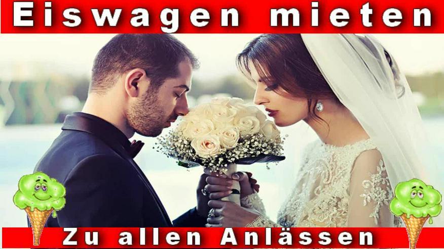 Bild 6: 🍨🍧 Unser EISWAGEN 🚙 mieten für Bochum Umgebung 🍨🍧 Hochzeit Messe Firmen Veranstaltung