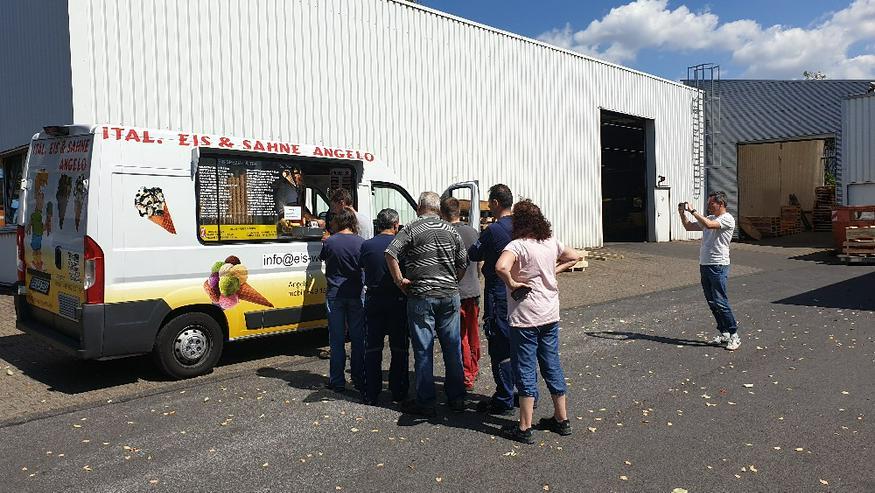 Bild 3: Burscheid Umgebung 🍨🍧 Eismobil EISWAGEN 🚙 mieten  🍨🍧 Hochzeit Messe Firmen Veranstaltung