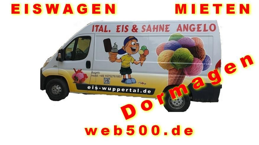 Dormagen Umgebung 🍨🍧 Eismobil EISWAGEN 🚙 mieten  🍨🍧 Hochzeit Messe Firmen Veranstaltung