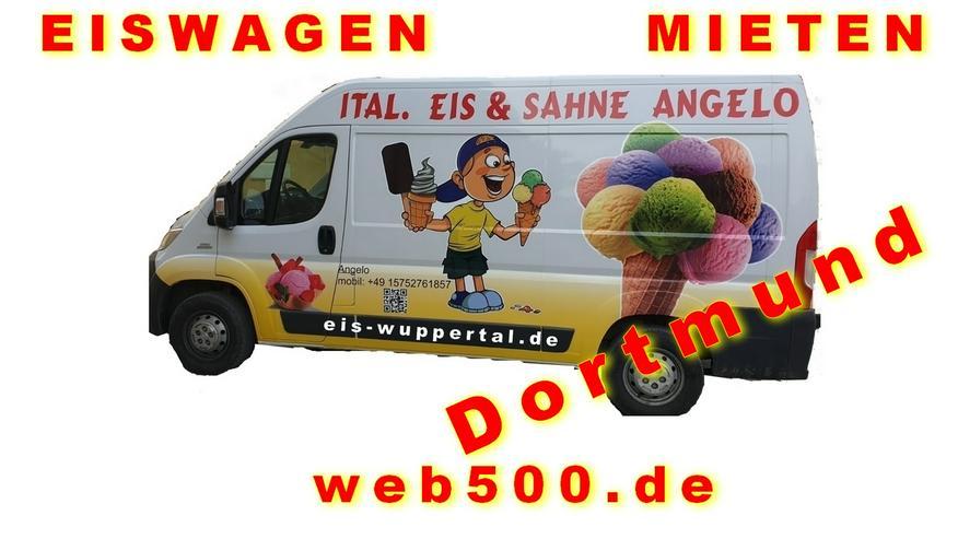 Dortmund Umgebung 🍨🍧 Eismobil EISWAGEN 🚙 mieten  🍨🍧 Hochzeit Messe Firmen Veranstaltung