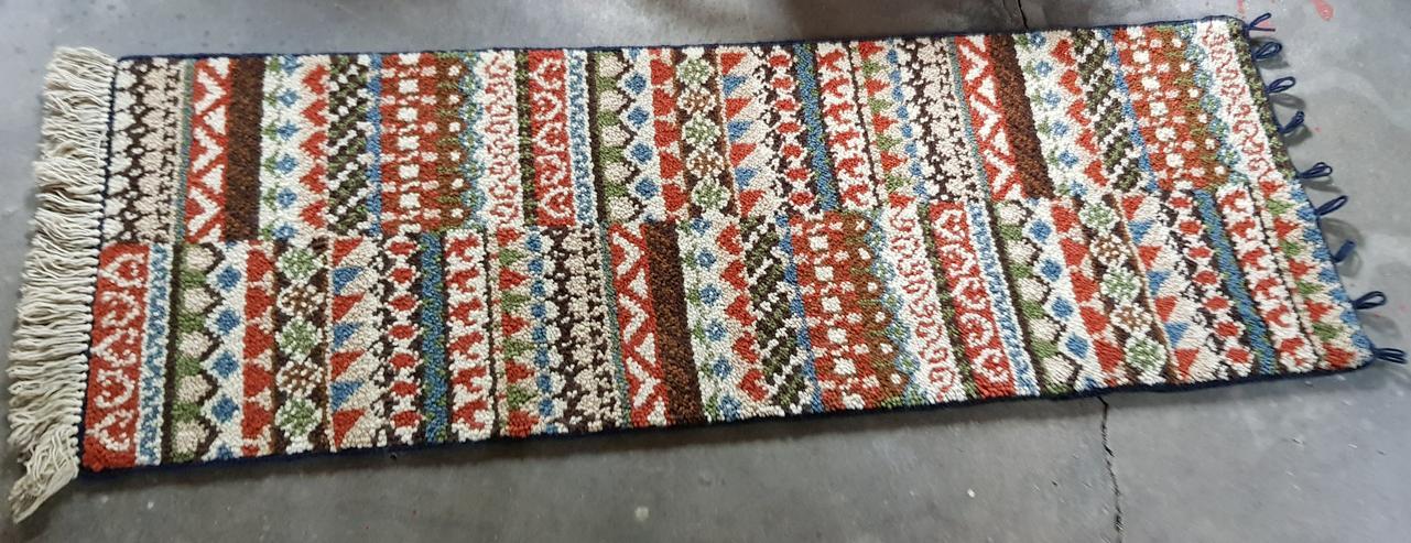Bild 2: Wandteppich lang 68cm x 195cm