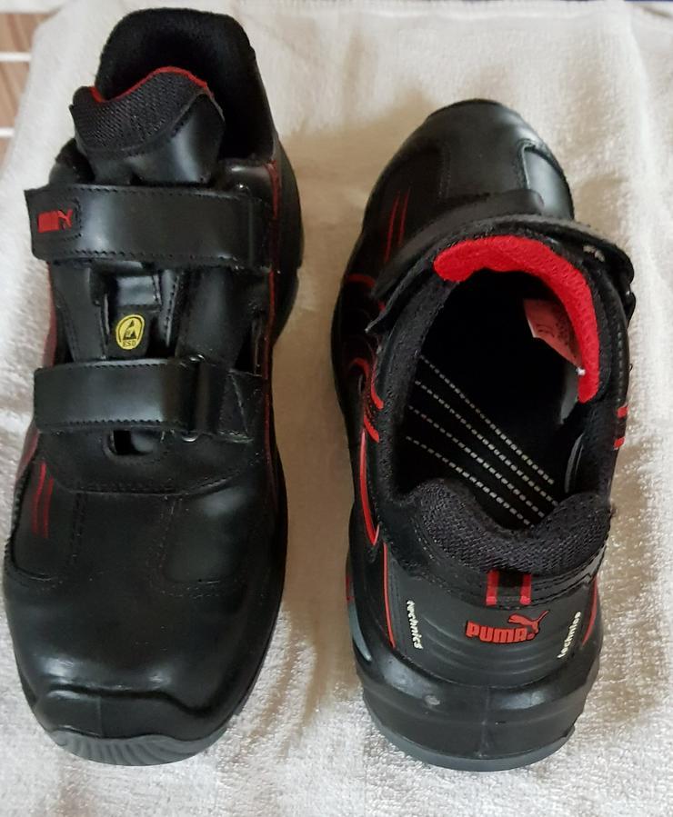 Bild 2: Puma ESD Schuhe mit Klettverschluss Größe 42