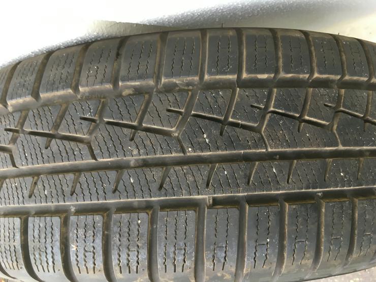 Bild 2: 4 Winterreifen 225/65R17 auf Alufelge für Honda CRV