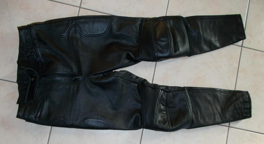 Lederhose in Größe 46