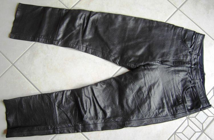 Lederhose in Größe 40