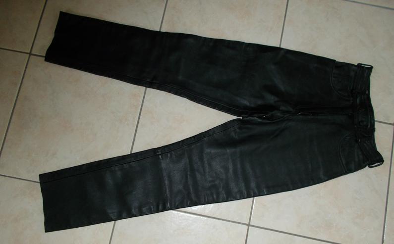 Lederhose in Größe S