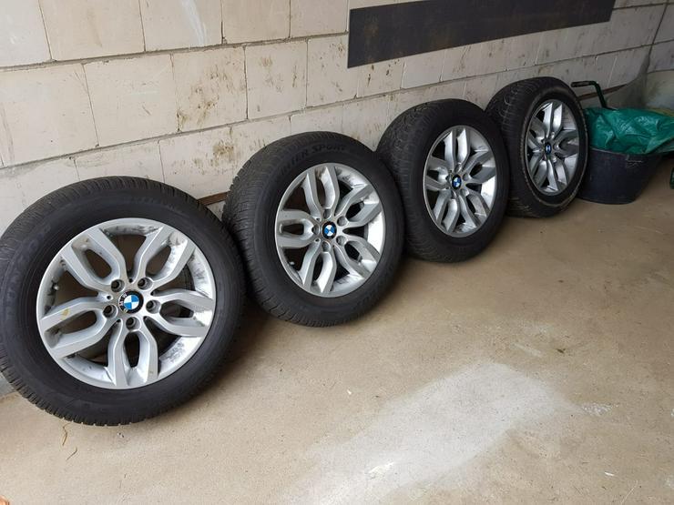 Winterkompletträder BMW X3/X4  Original!!!