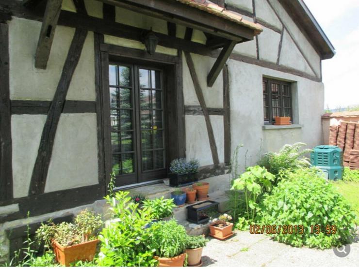 Privat, Schönes, romantisches Fachwekhaus im Elsass, Frankreich