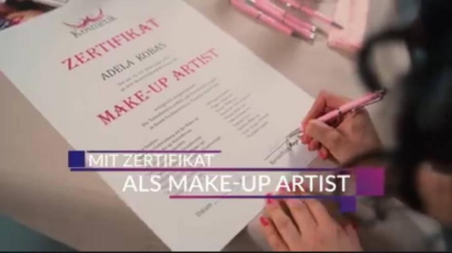 Make-up Artist Ausbildung