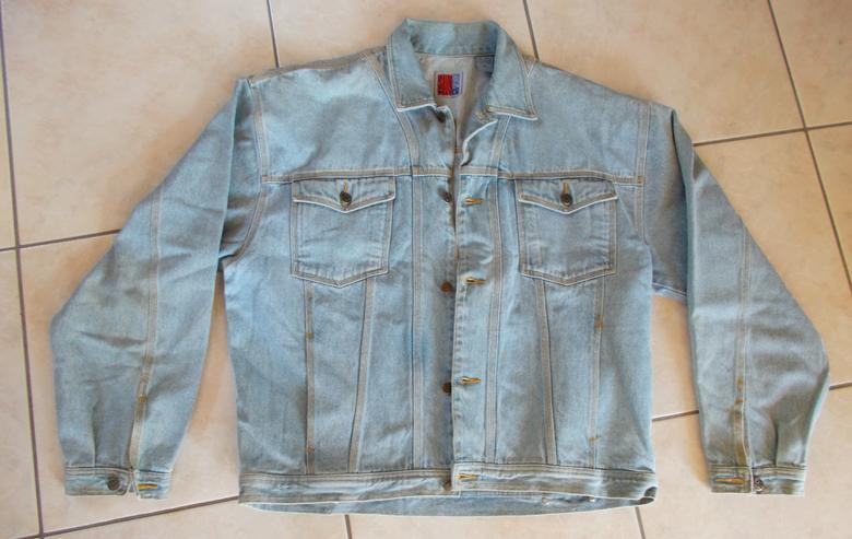 Bild 2: Jeans Jacke in Größe XL