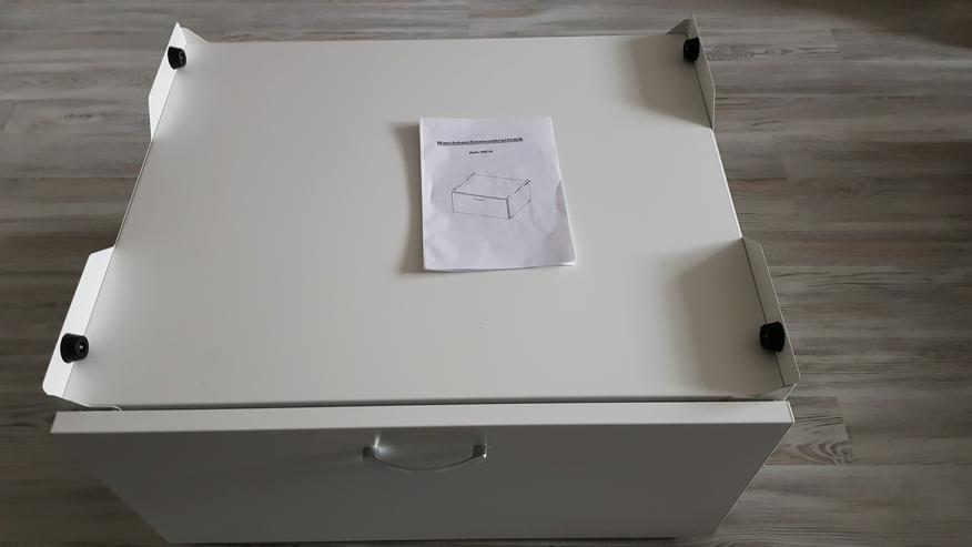 Trockner-/Waschmaschinenunterschrank