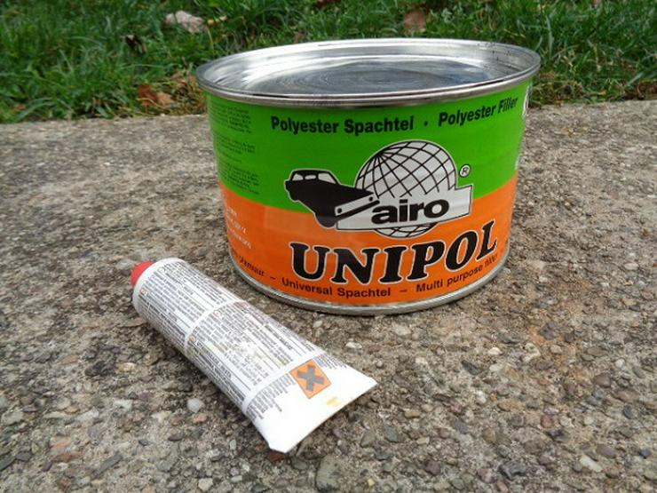 Airo 2K Universal Spachtel 2,5kg Incl. Härtepaste Ungeöffnet Unbenutzt