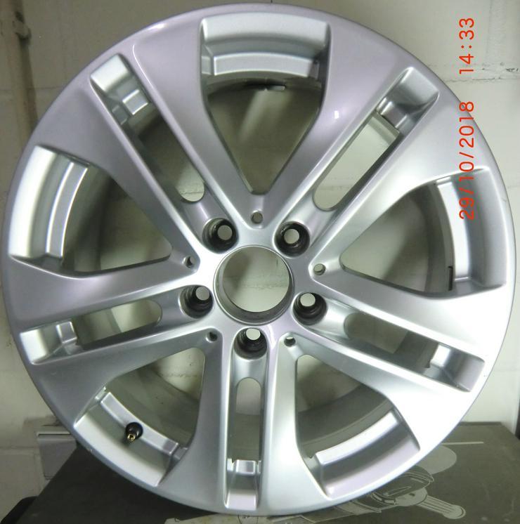 Original Mercedes Aluminium Felgen