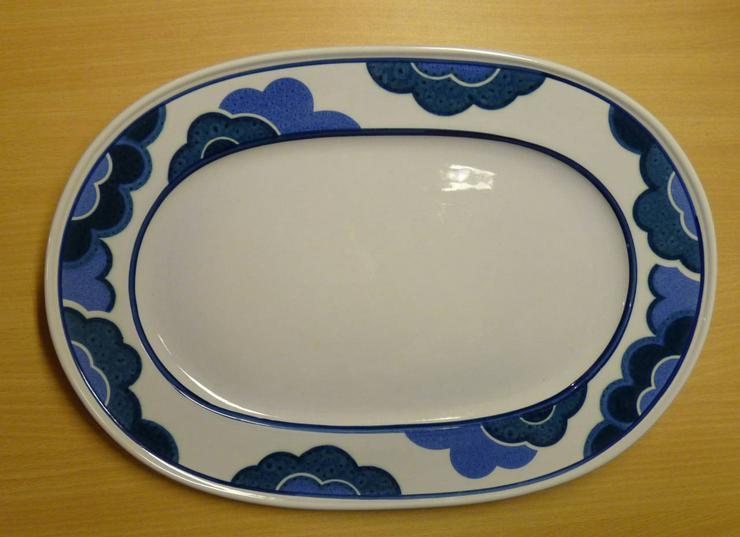 Vorlegeplatte Blue Cloud von V & B 40 x 28 cm - Schalen & Schüsseln - Bild 1