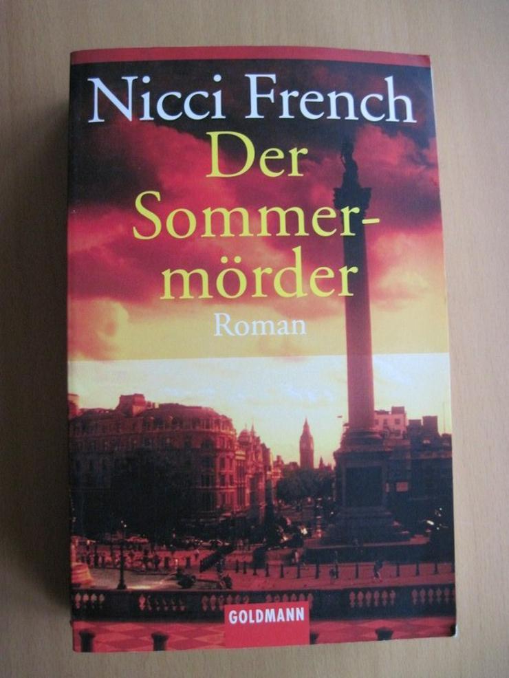 DER SOMMERMÖRDER, Nicci French, Psychothriller