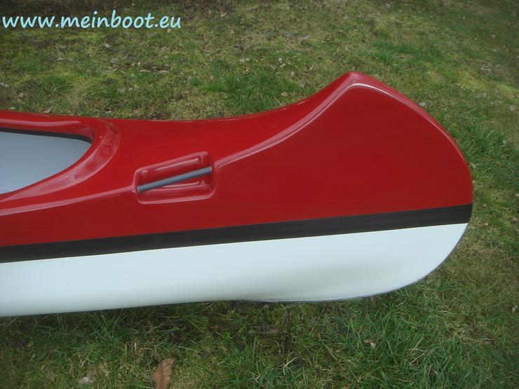 Bild 6: Kanu 4er Kanadier 500 Neu ! in rot /weiß