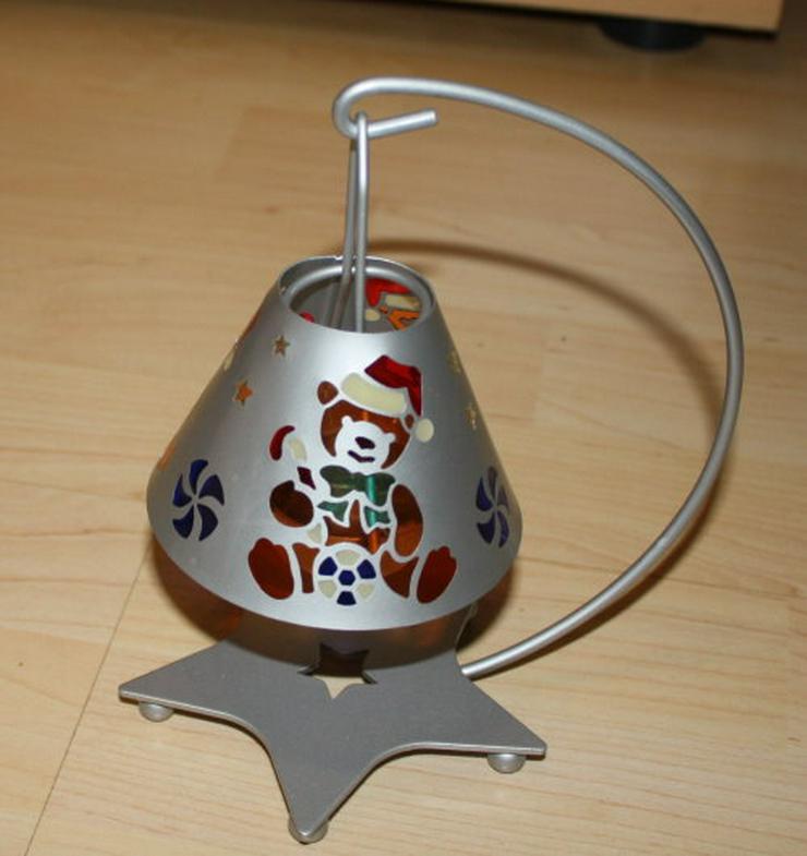 Teelichthalter Weihnachten Kerzenhalter Kerzenständer Windlicht