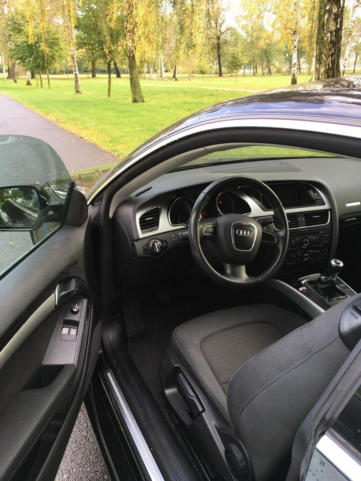Bild 6: Audi A5 Coupe 2.0 TDI DPF Sportwagen Schwarz