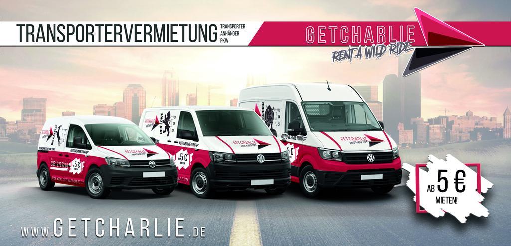 Bild 9: GETCHARLIE Transportervermietung Autovermietung Sprinter Mieten