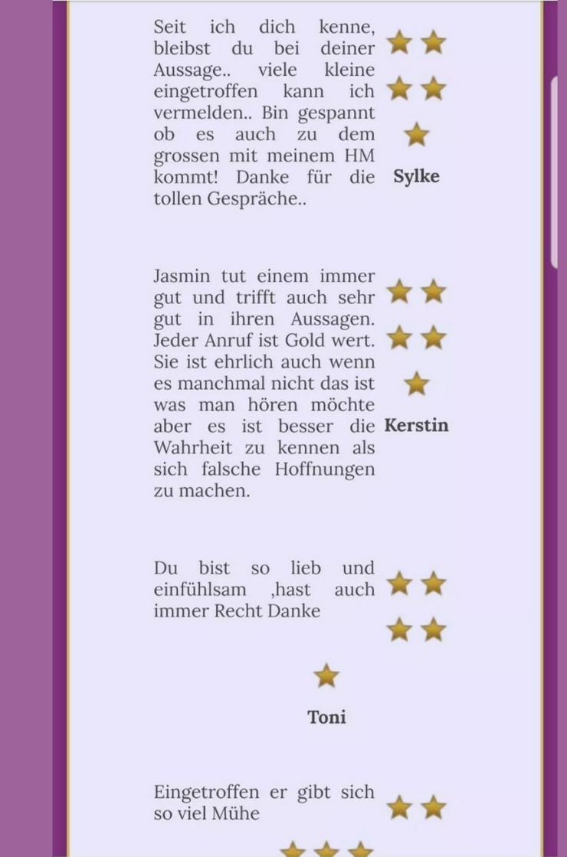 Bild 2: Kartenlegen per Mail und Telefonisch