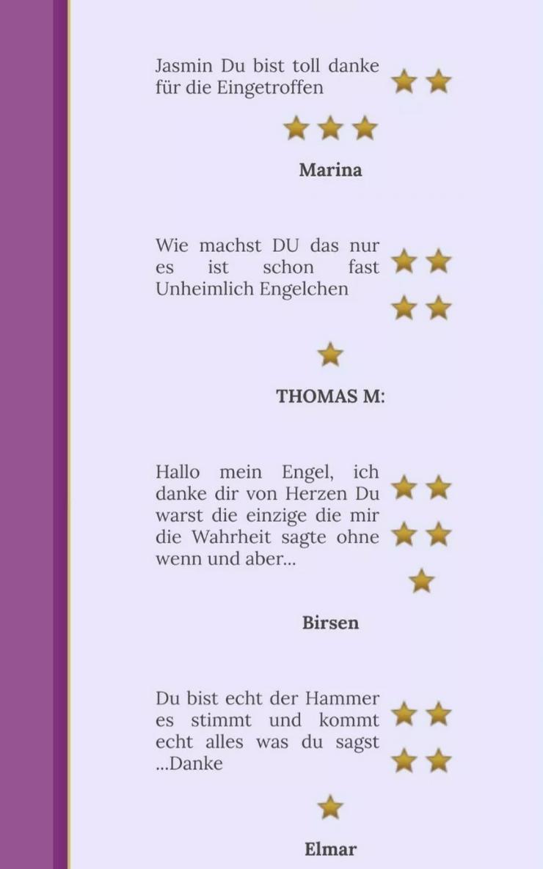 Bild 2: Kartenlegen  per Mail und Telefonberatung