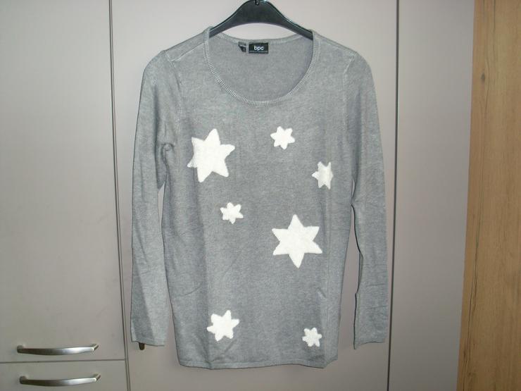 Neu:Damen Pullover in grau Gr. M von Bonprix