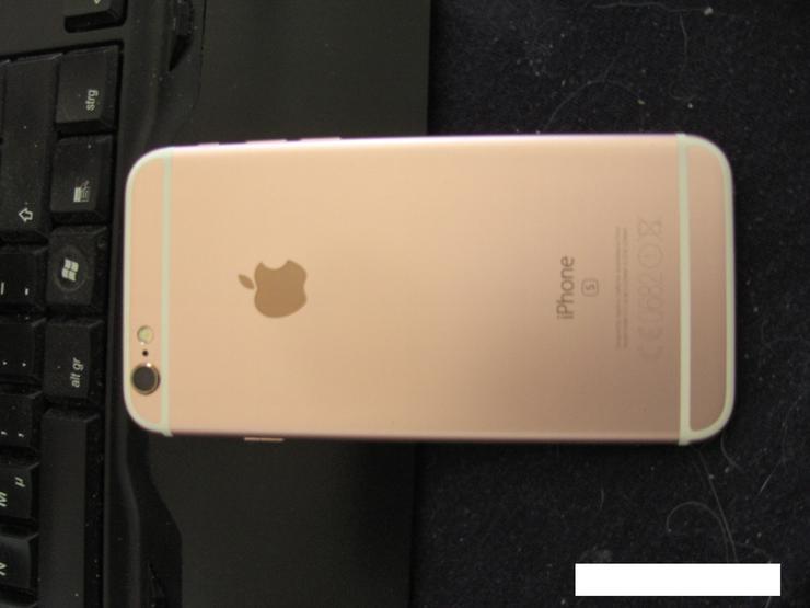 iPhone 6s mit 16GB Rose Gold gegen Dual Sim Smartphone