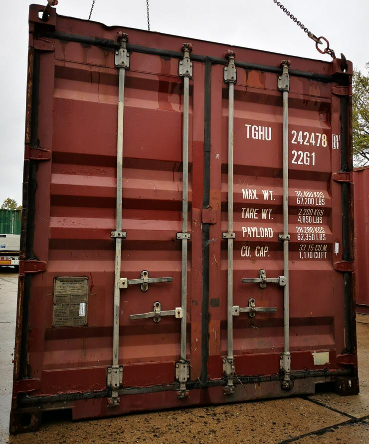 Bild 2: Lagercontainer fuer Ihr Werkzeug Mieten oder Kaufen