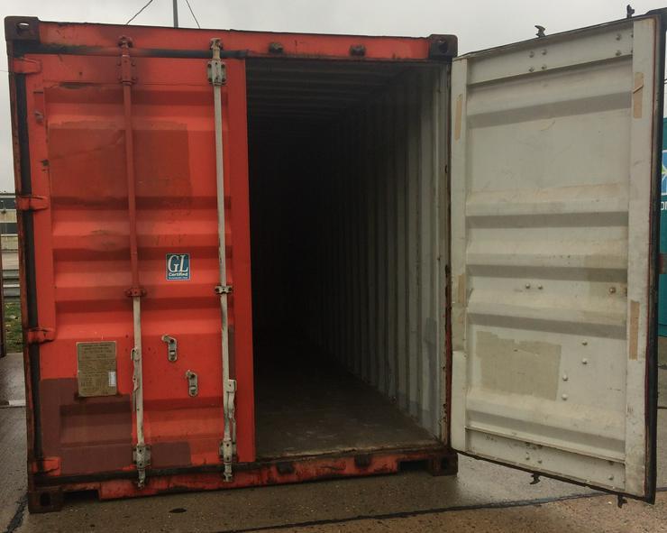 Lagercontainer fuer Ihr Werkzeug Mieten oder Kaufen - Geräte & Werkzeug - Bild 1